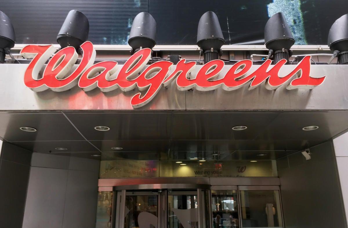 walgreens storefront
