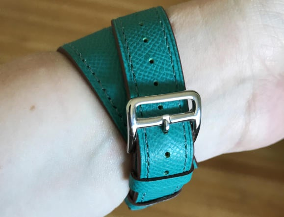 watch bands spring17 knockoff hermes doubletour back
