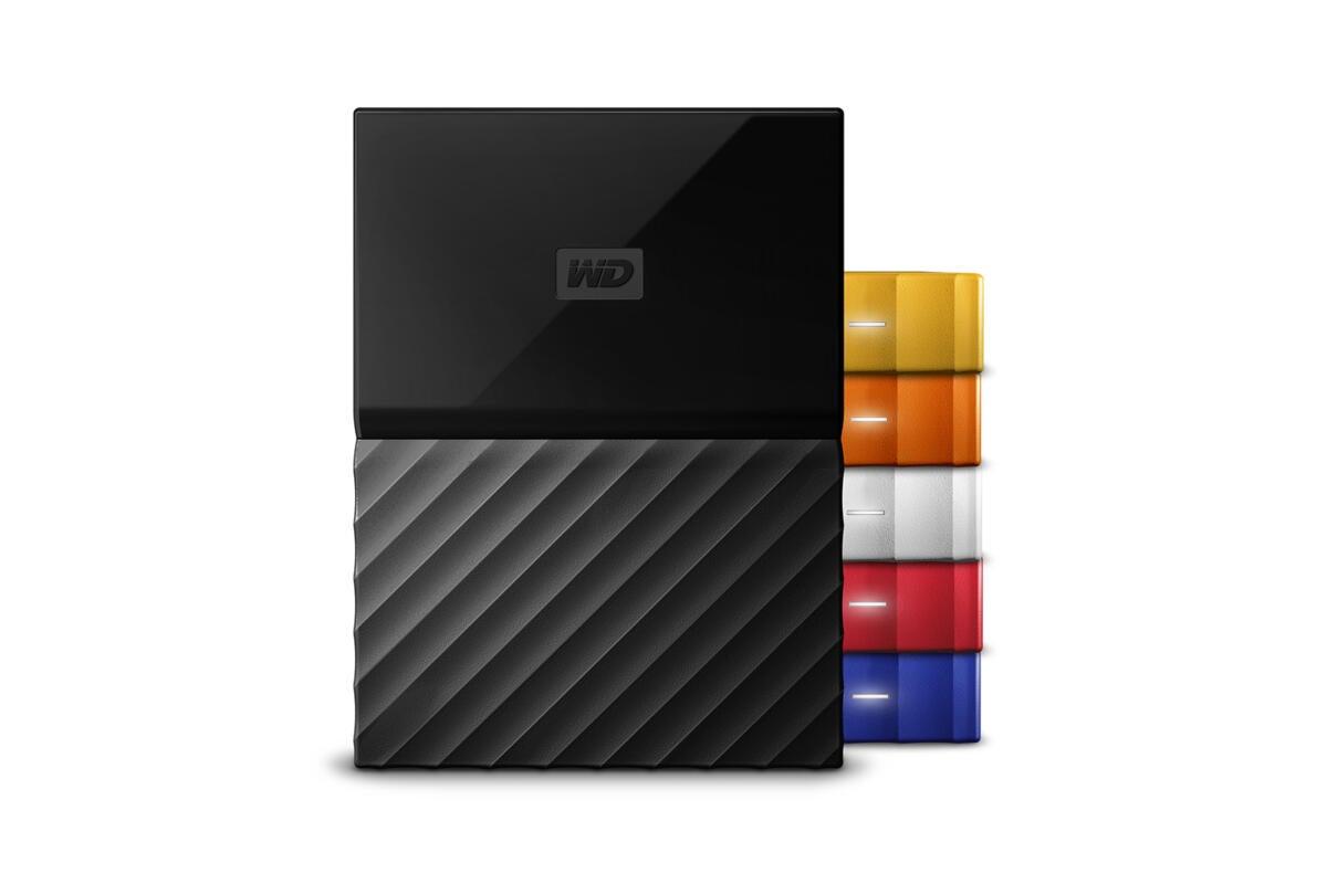 WD My Passport 4TB Review | PCWorld