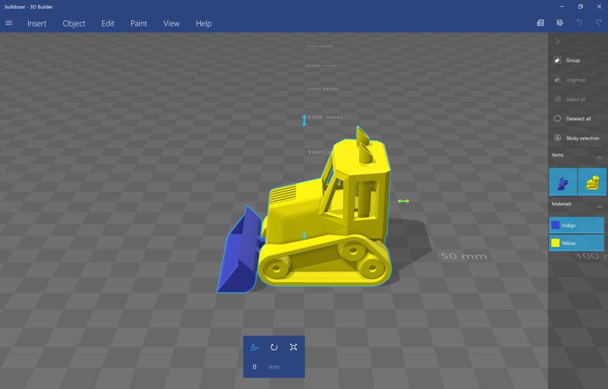 windows 10 creators update 3d builder