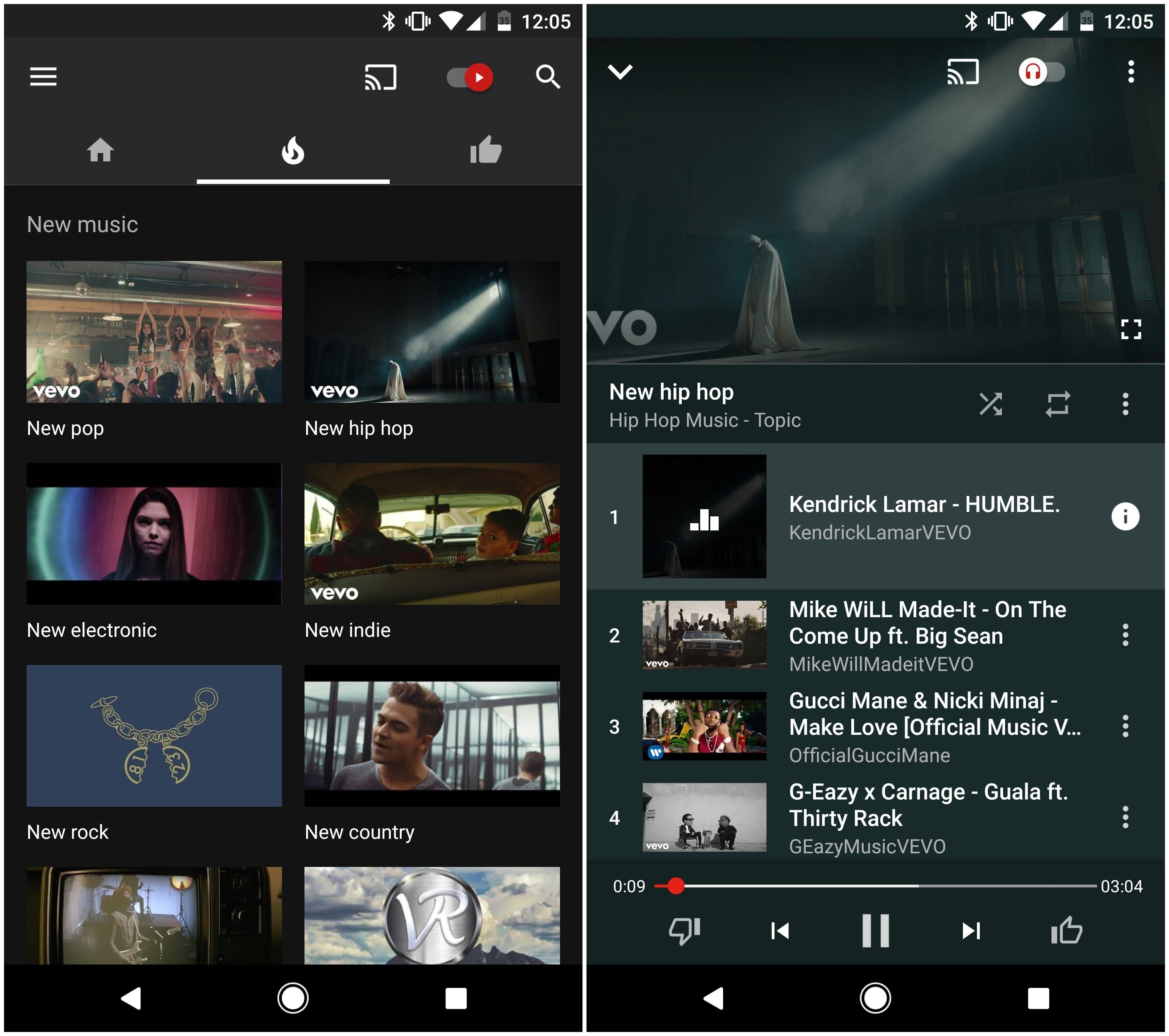 Why YouTube Music Should Be The Future Of Google's Music