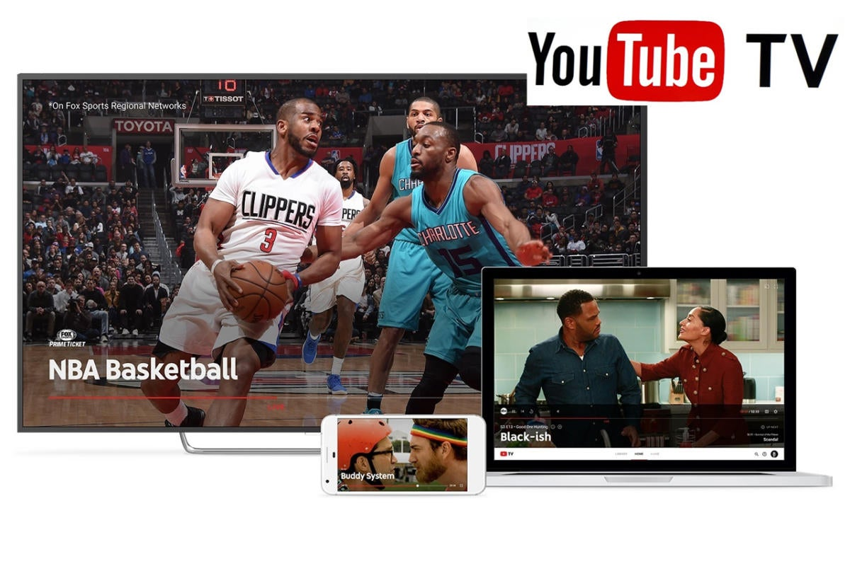 YouTube TV could be the best bundle for sports—if you can