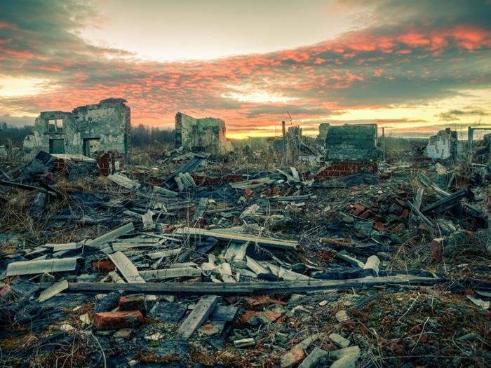 10 threat landscape apocalypse ruins