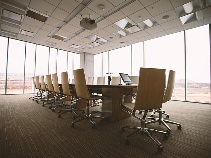 11 support boardroom
