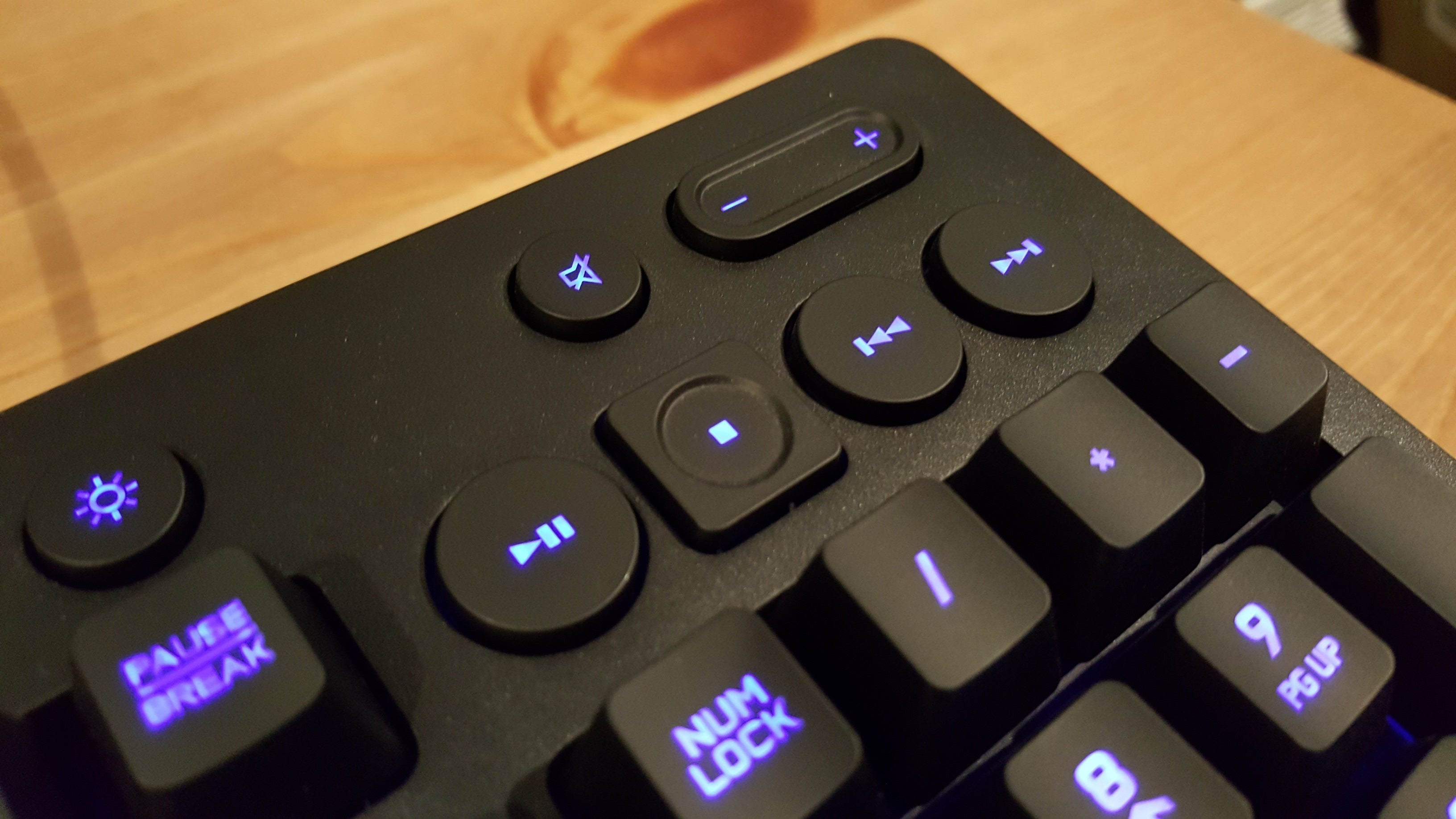 Logitech G213 Prodigy review: An ambitious keyboard that's