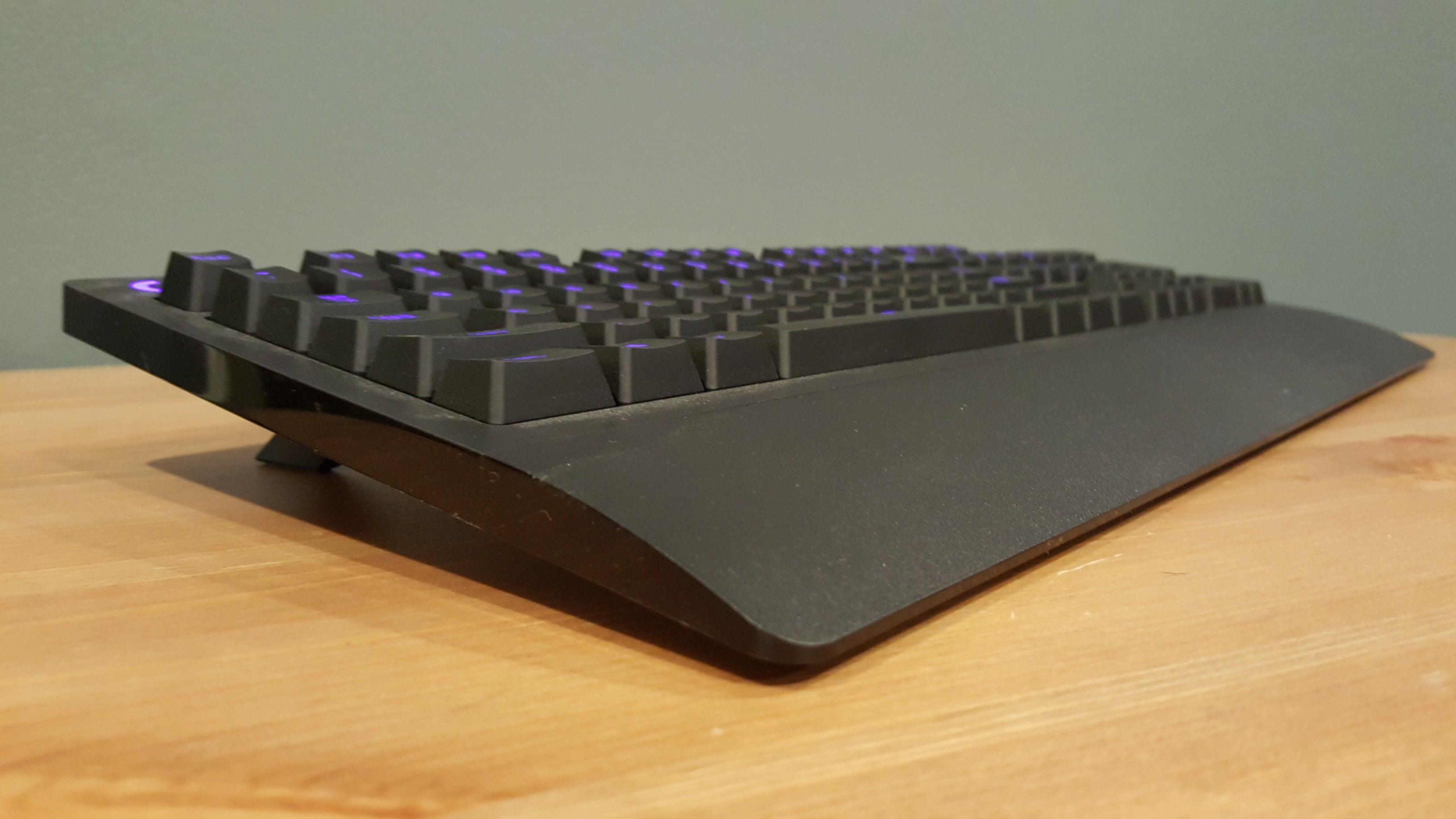 Logitech G213 Prodigy review: An ambitious keyboard that's oversized