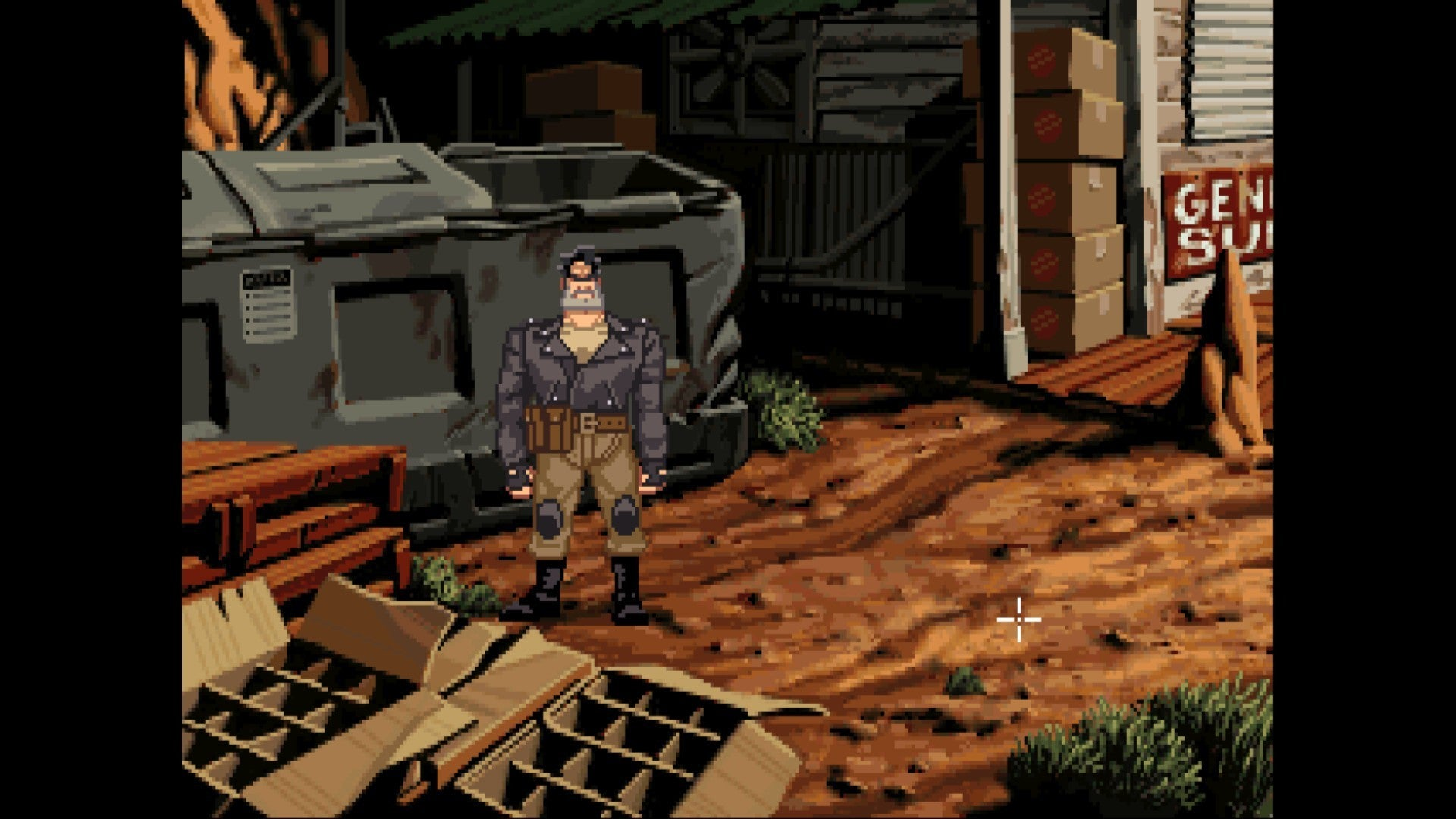 Full Throttle Remastered Review A New Coat Of Paint Doesn
