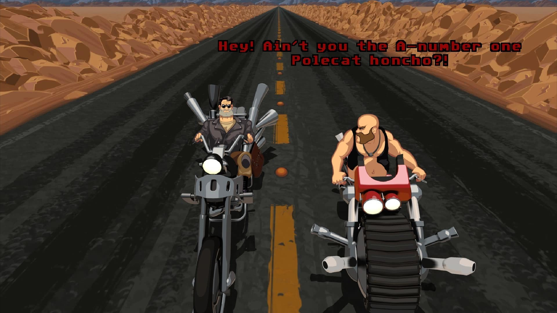 Full Throttle Remastered review: A new coat of paint doesn ...