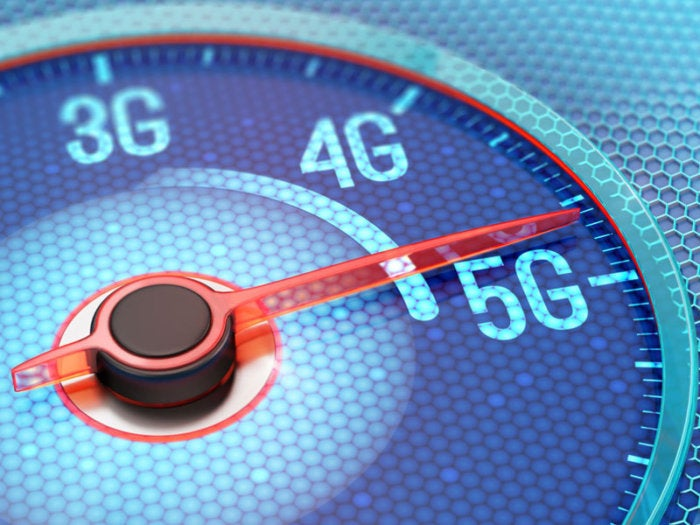 5G gauge by Thinkstock