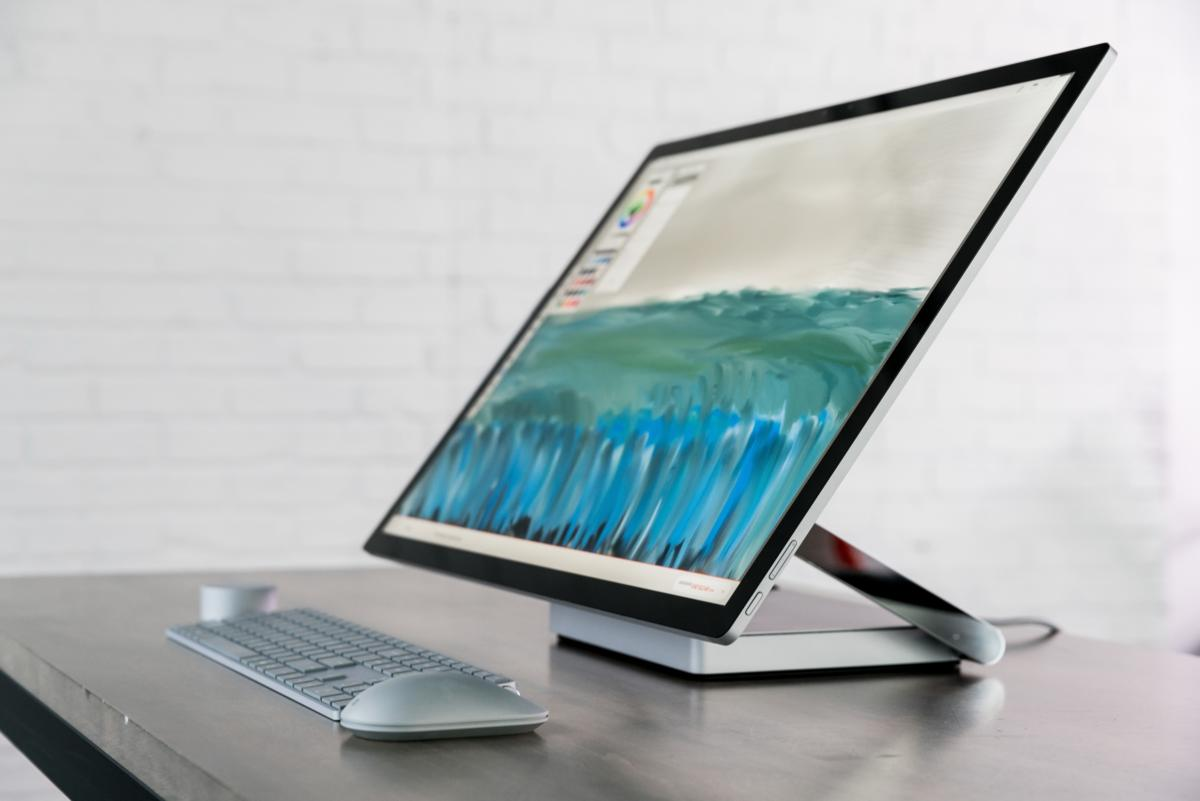 3 exceptional features in Microsoft Surface Studio
