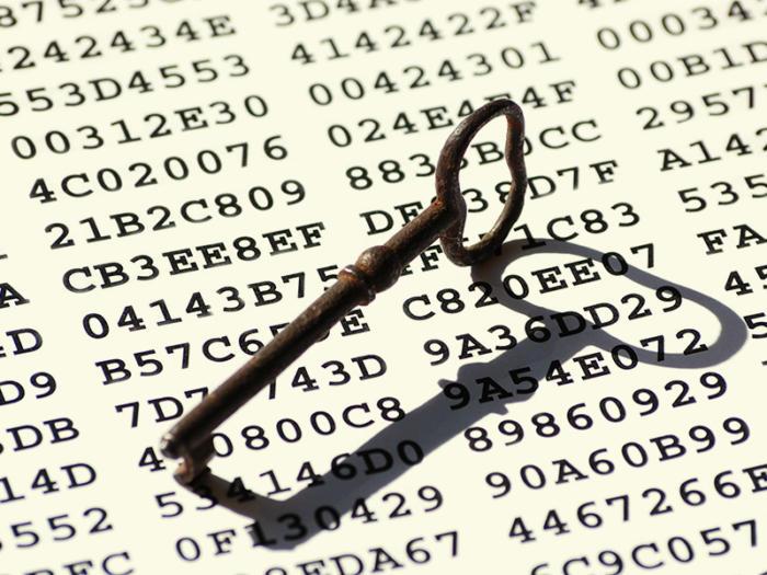 8 encryption