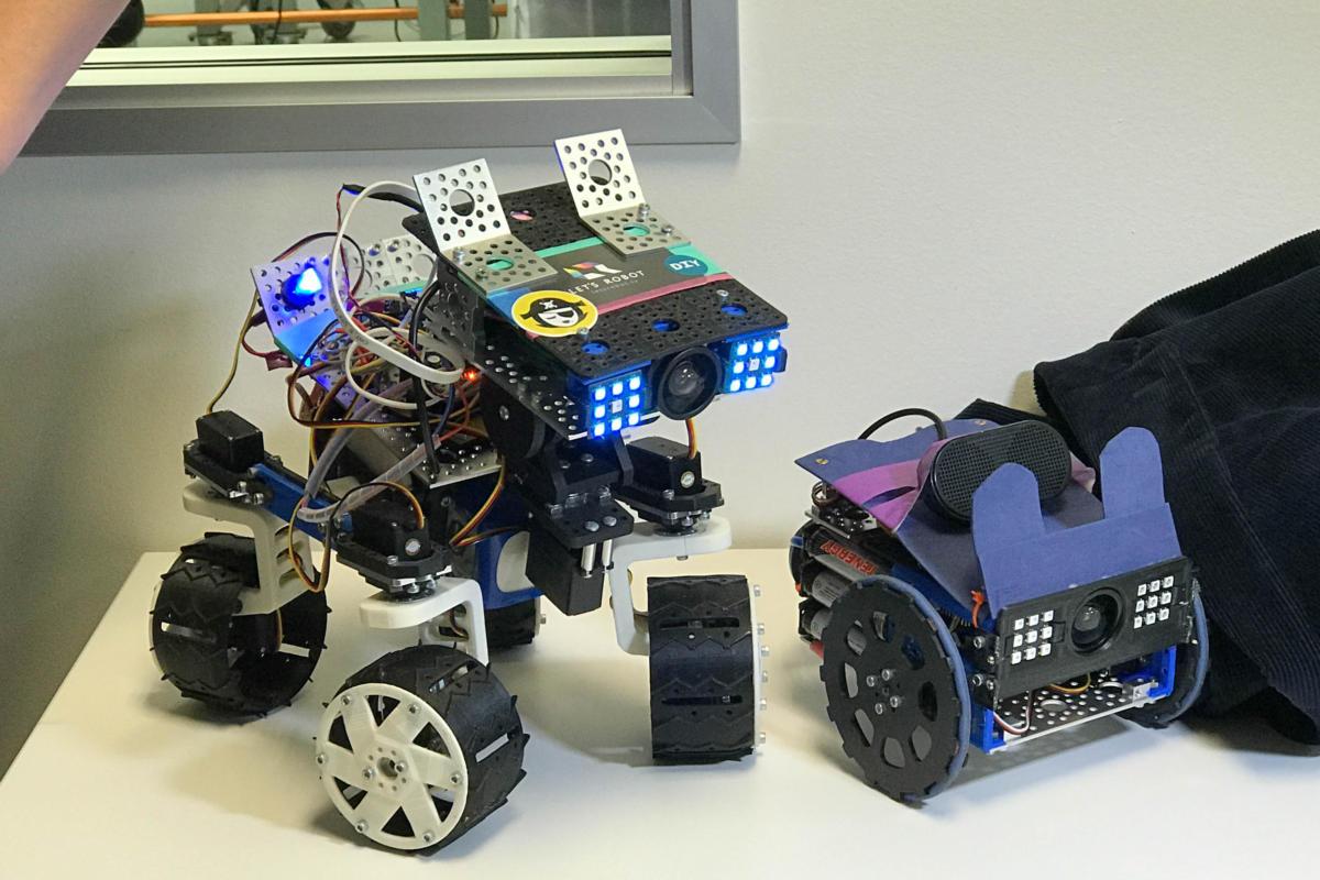 Let's Robot bots