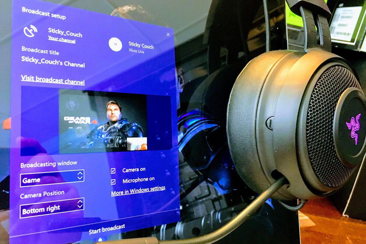 How to stream your PC games with Beam in the Windows 10