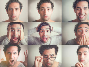 behavior facial expressions emotions