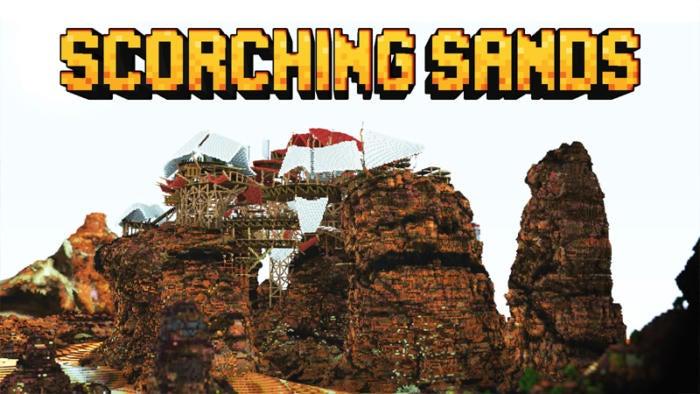 blockworks scorchingsandsmap minecraft