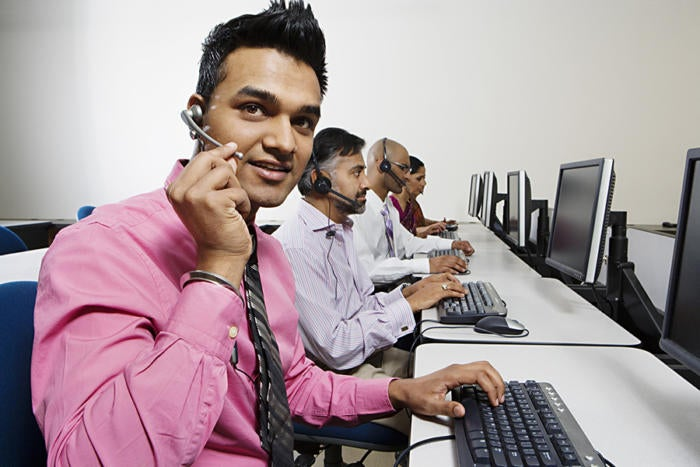 Social engineering scam targets Indian call center | CSO Online