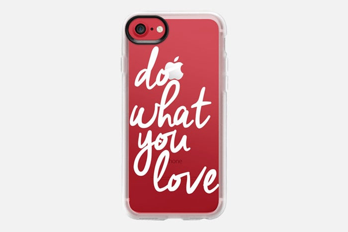 casetify do what you love