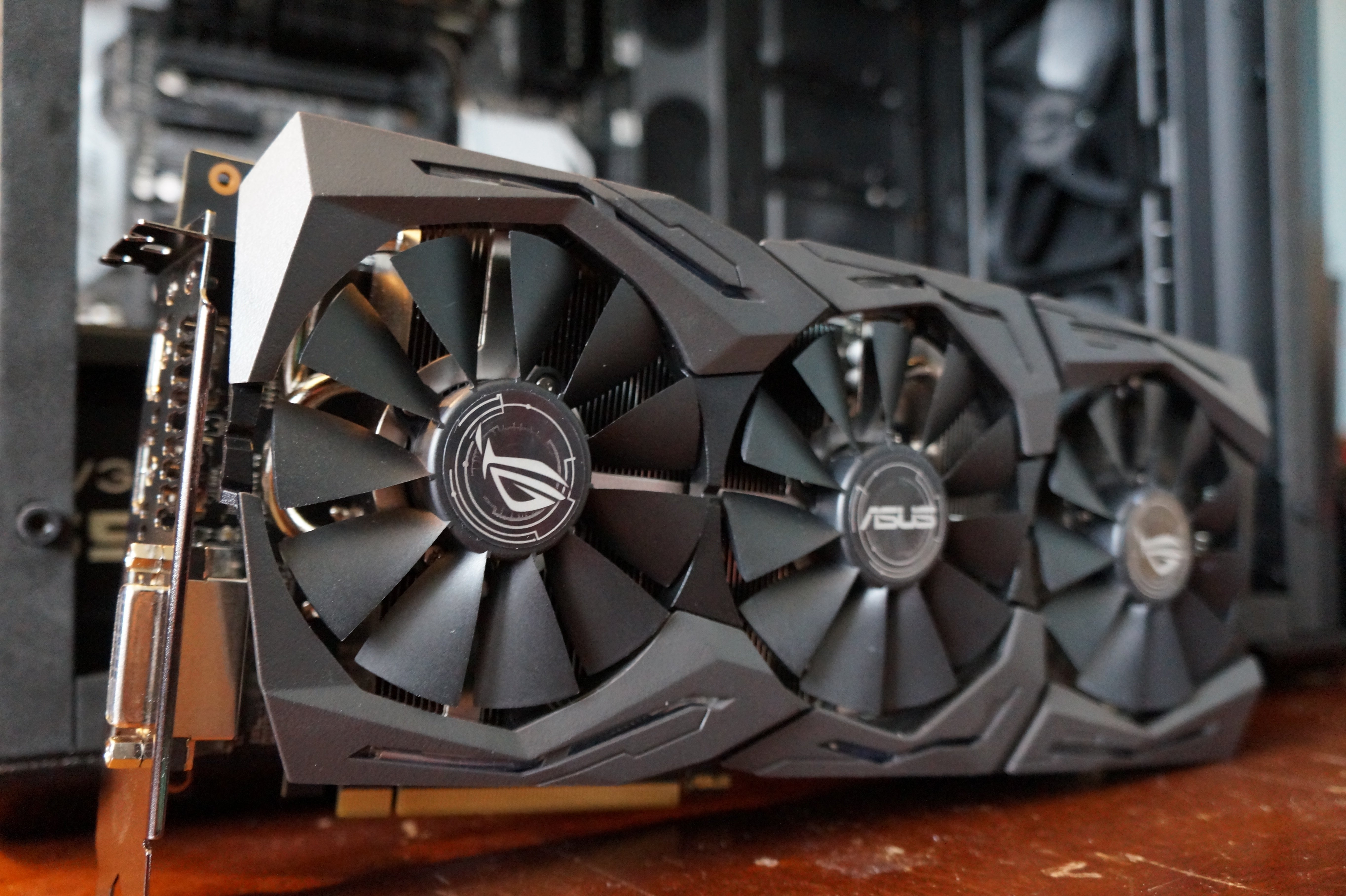 Asus Strix RX 580 Gaming Top OC review: Proof that size matters