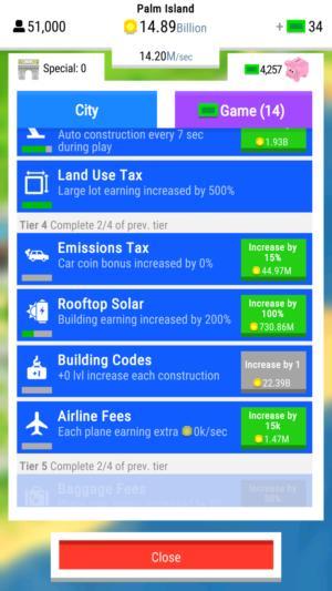 fft bitcity menus