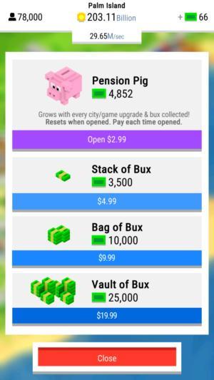 fft bitcity spend