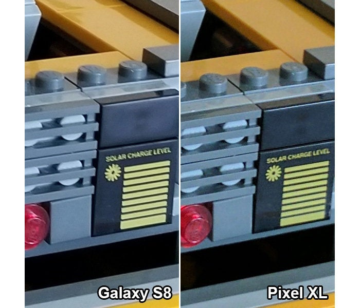 galaxy s8 pixel walle closeup compare2