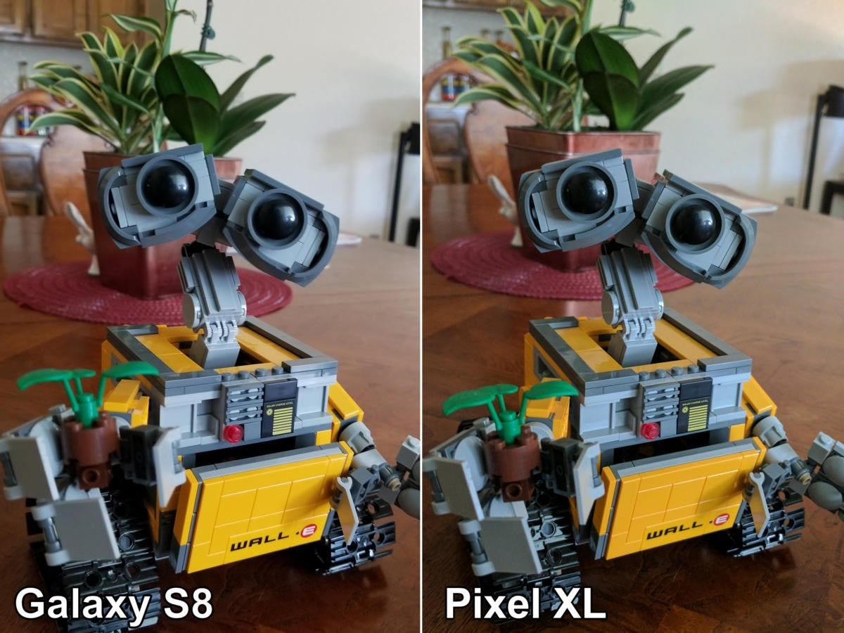 galaxy s8 pixel walle compare