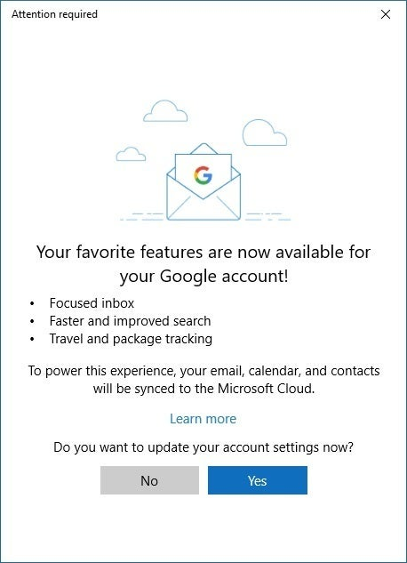Microsoft offers Gmail users some key Outlook features ...