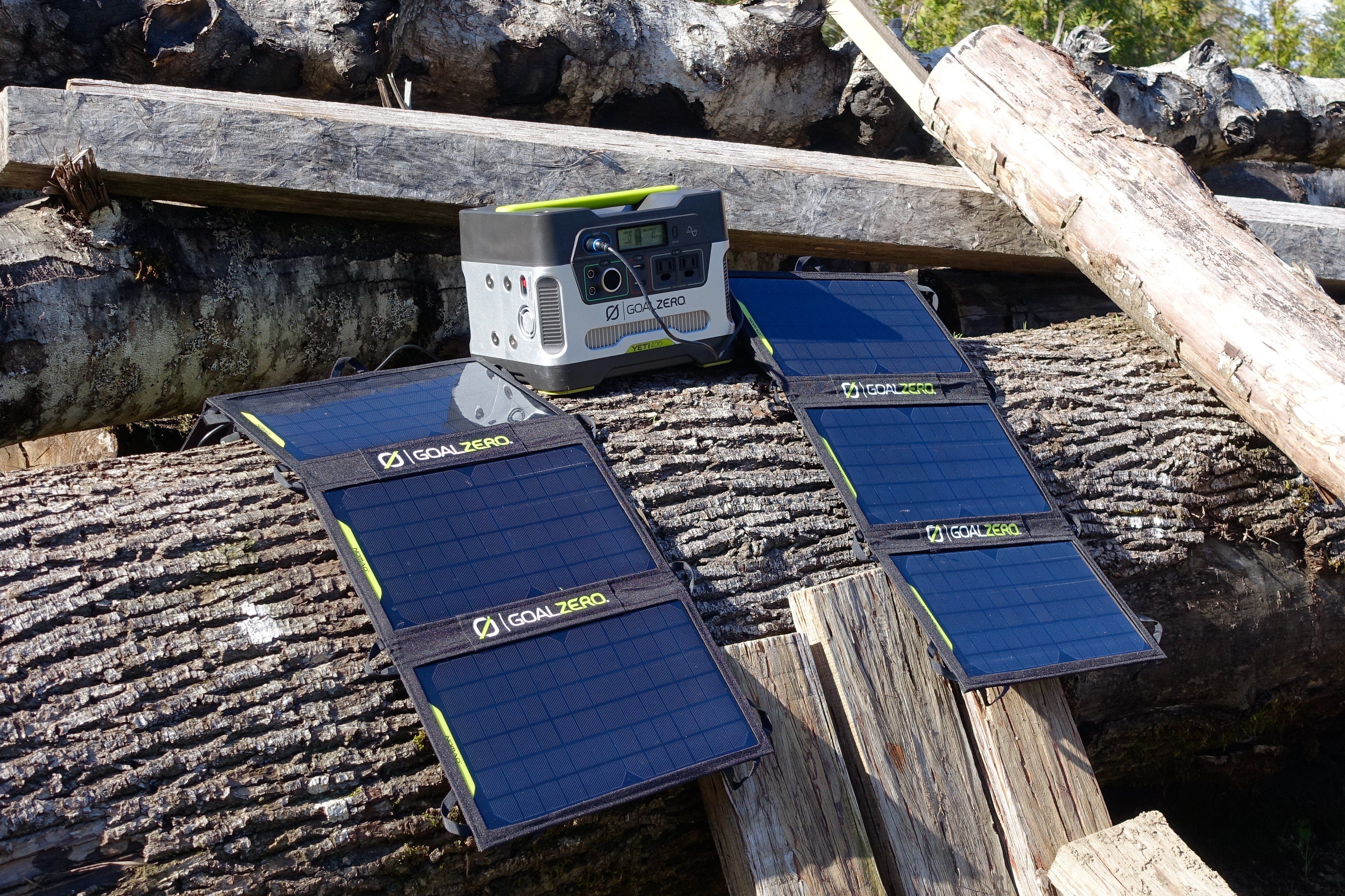 Goal Zero Yeti 400 Portable Power Station review: Reliable power for Pive Solar Home Mobile Html on