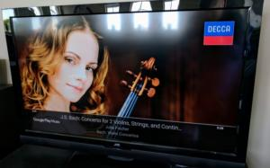 google play music chromecast