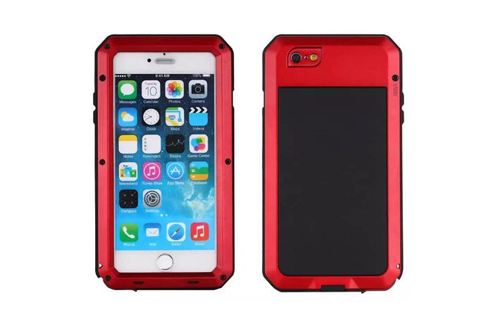 gorilla case red