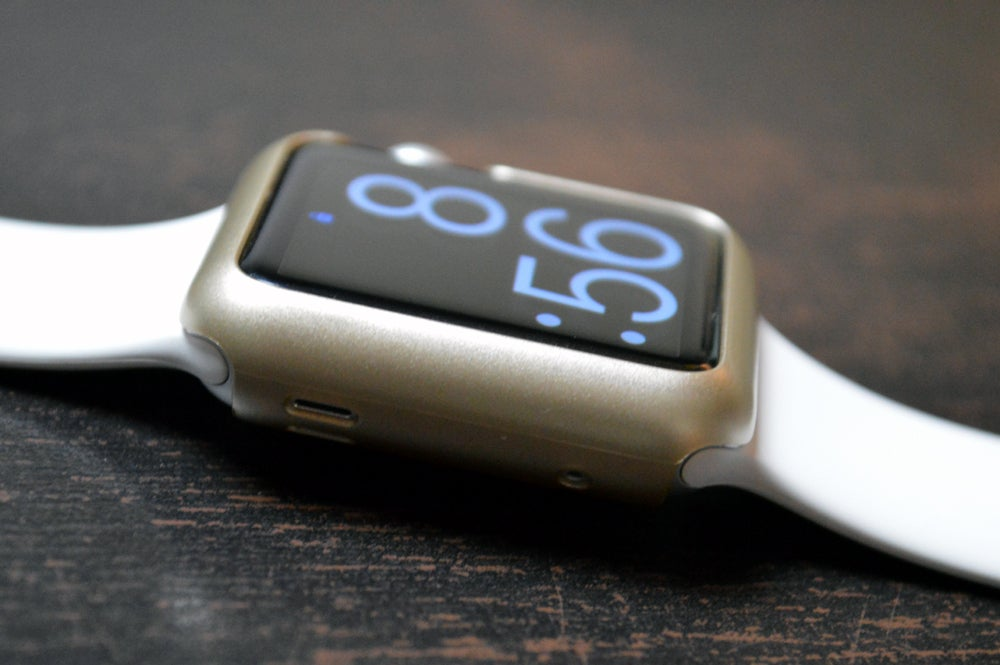 sports shoes 0dfc8 df50b Tested: 5 protective bumpers for the Apple Watch | Macworld