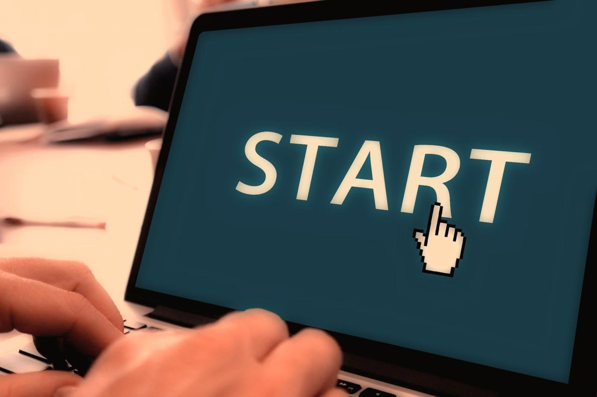 start cursor montor public domain
