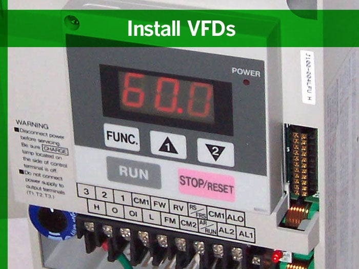 install vfds