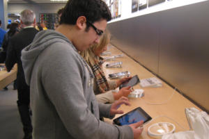 Tech Timeline: The iPad first goes on sale