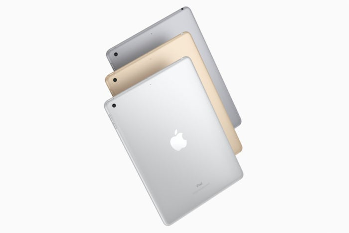 ipad 2017 colors