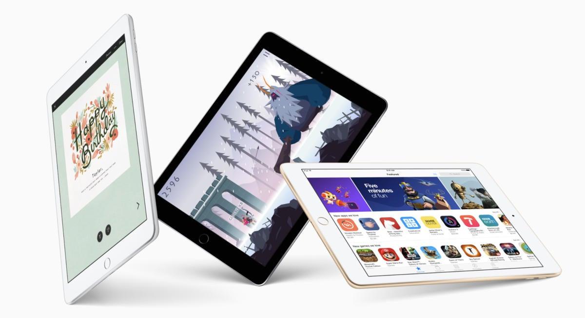 ipad 2017 trio apps