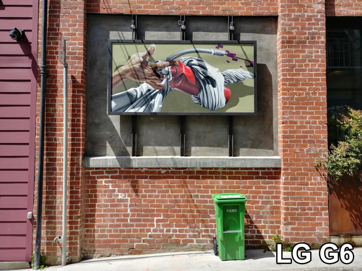 lg g6 alleyway