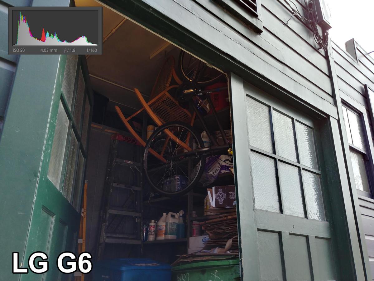 lg g6 doorway