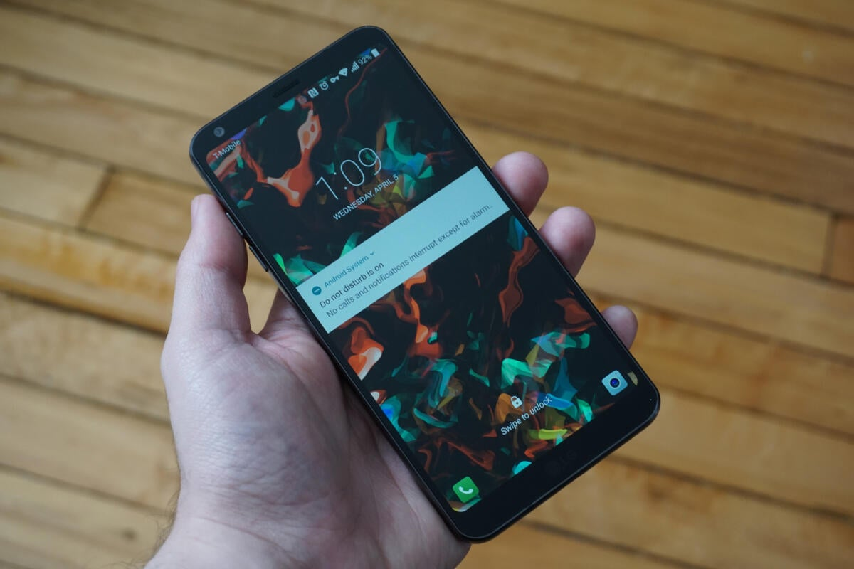10 tips to make the LG G6 a lean, mean Android machine | Greenbot