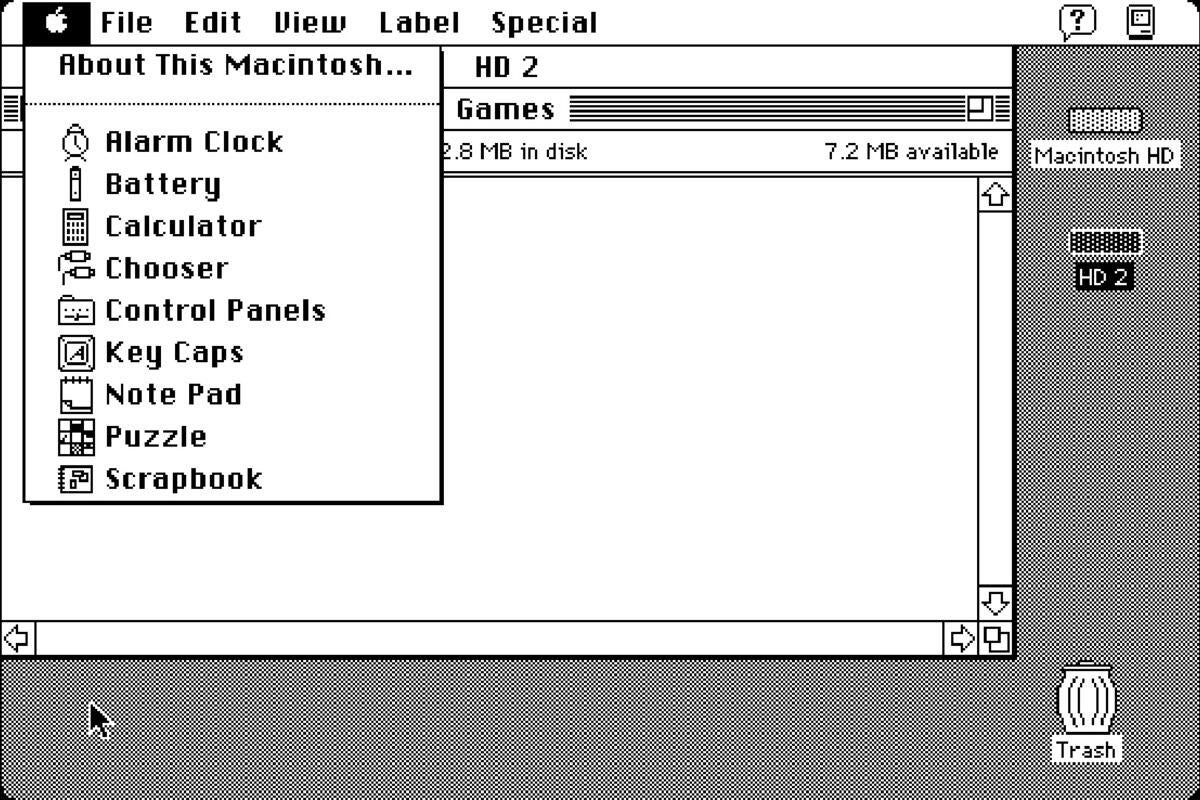 The Internet Archive Brings Apple S Classic Macintosh To