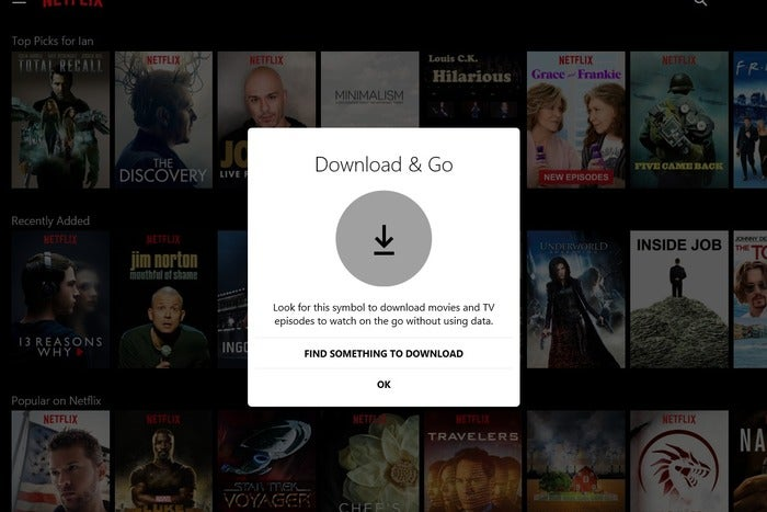 How To Watch Netflix Offline On Your Pc Pcworld