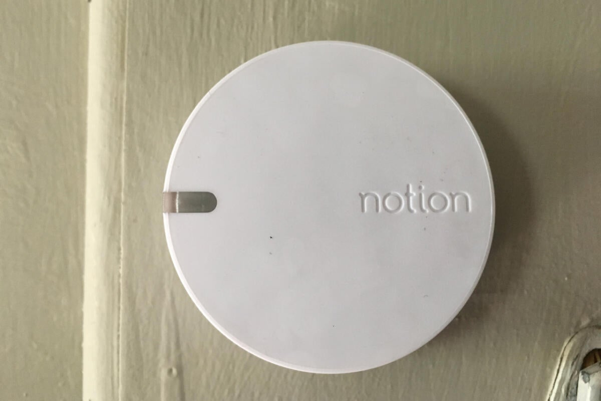 Notion Home Monitoring Review Smarter Sensors But