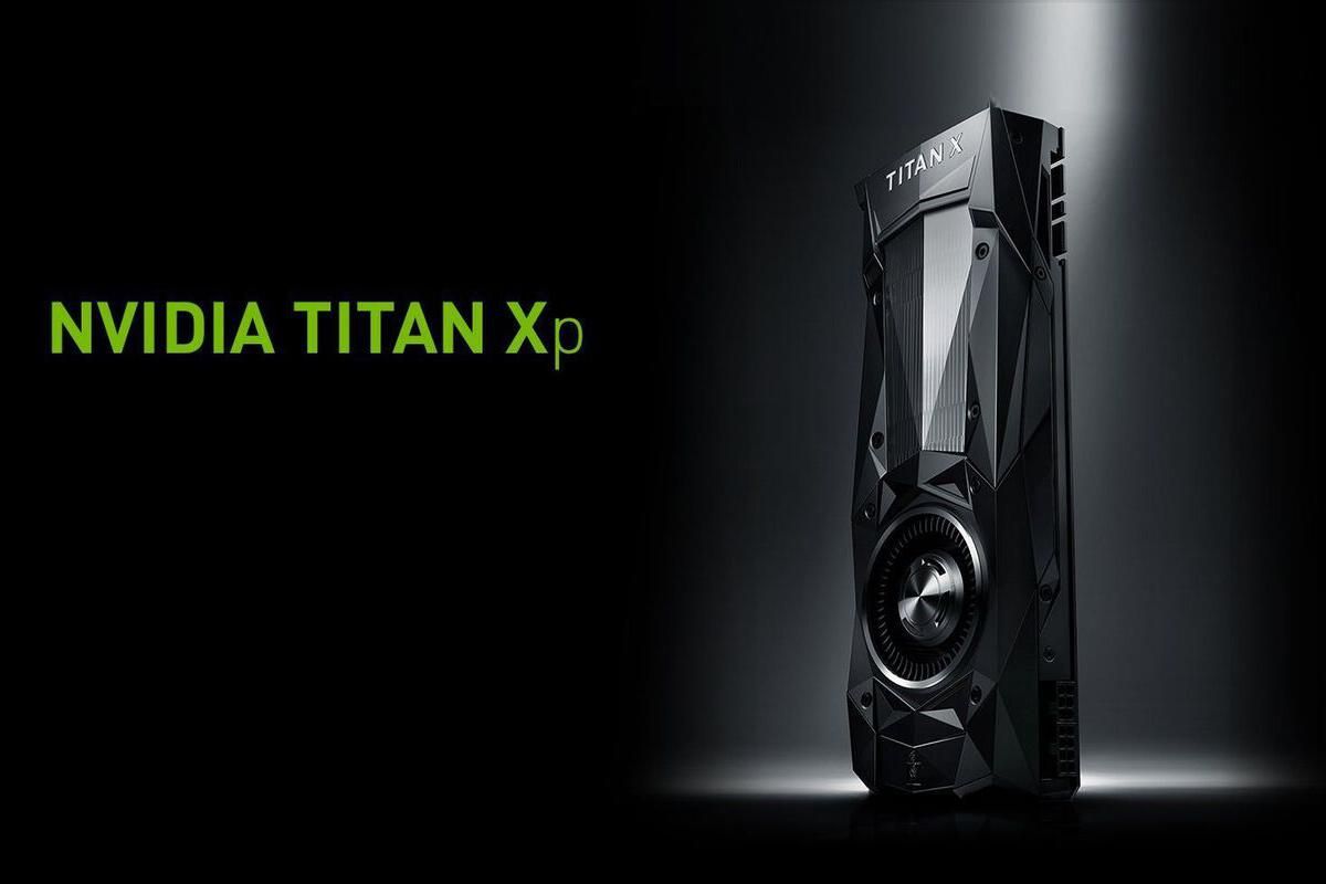nvidia 39 s beastly titan xp steals the performance crown from the gtx 1080 ti pcworld. Black Bedroom Furniture Sets. Home Design Ideas