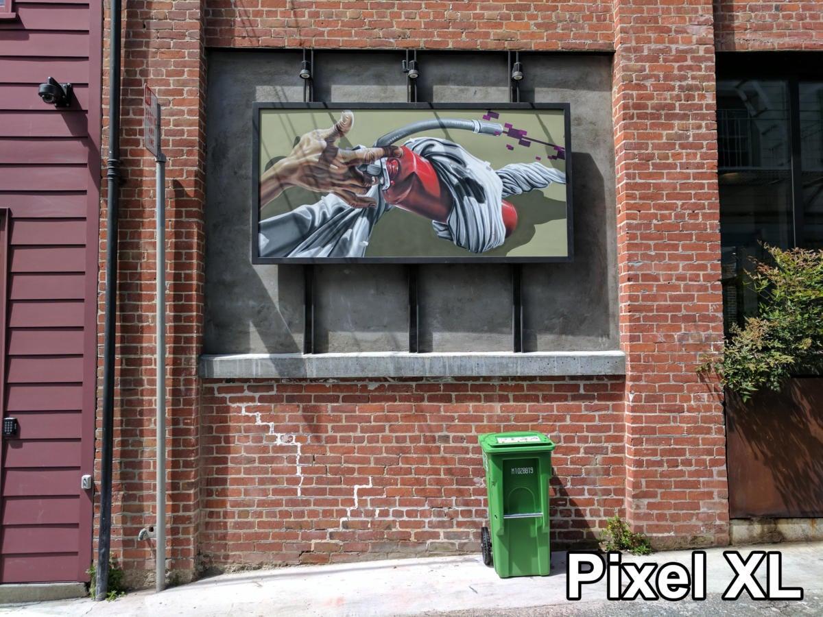 pixel xl alleyway