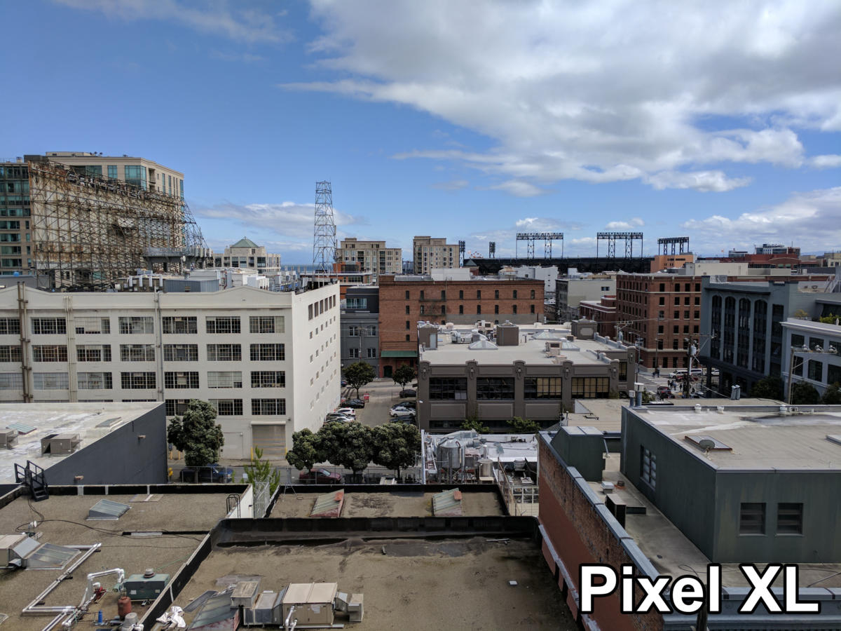 pixel xl city