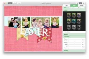 printlife 4 easter card
