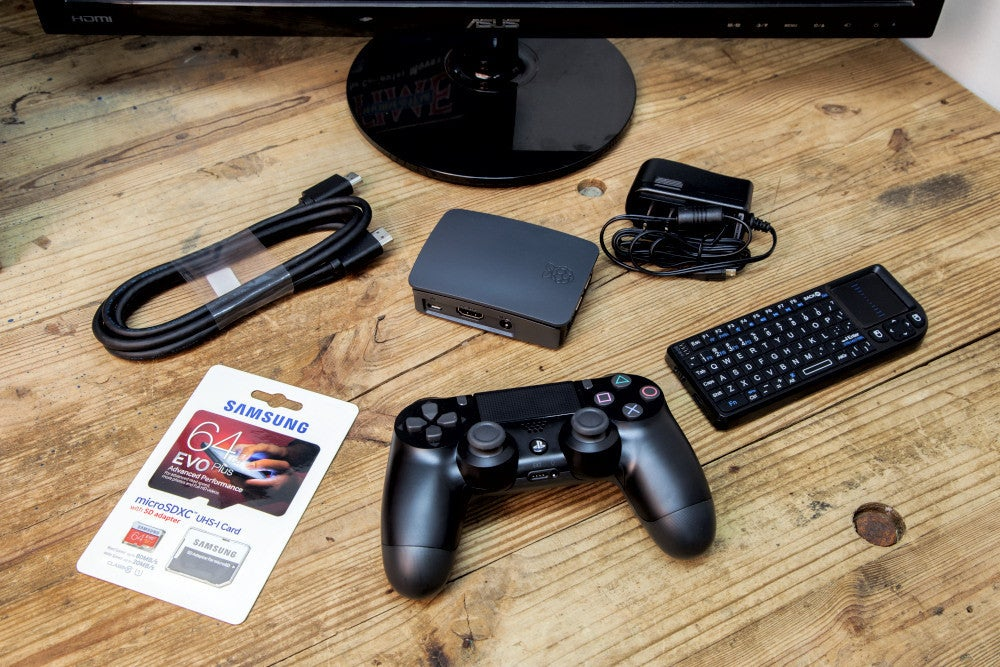 How to build a Raspberry Pi retrogaming emulation console | PCWorld
