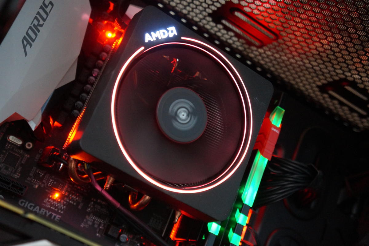 AMD's Wraith Max CPU cooler finally goes on sale in the U S  | PCWorld