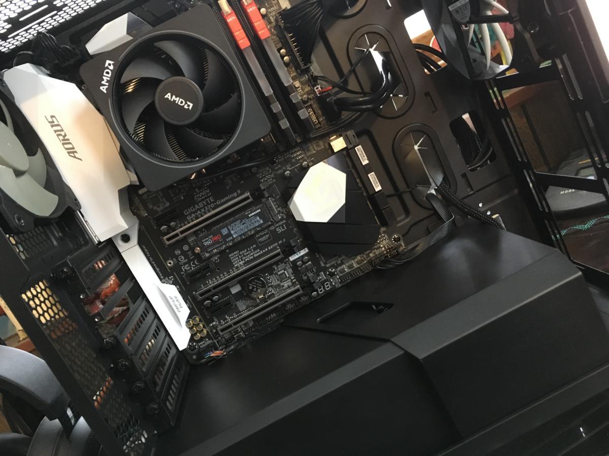 ryzen 1600x build 21