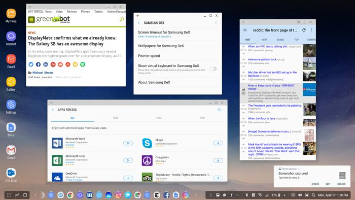 Samsung DeX review: 7 productive days using the DeX dock and